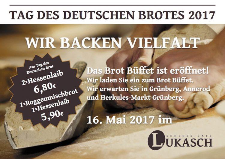 Tag des Deutschen Brotes 2017