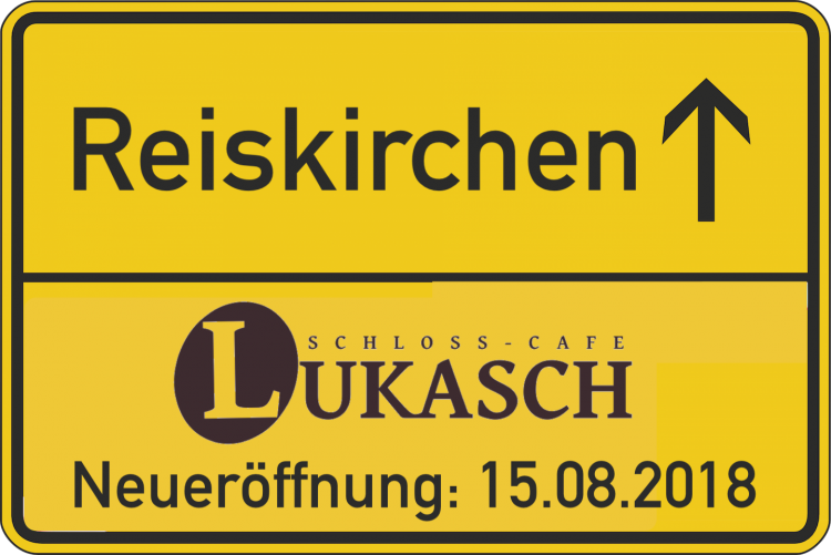 Lukasch Eröffnung Reiskirchen