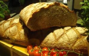 Brot von Lukasch