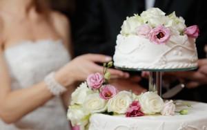 Hochzeitstorte Lukasch 2015