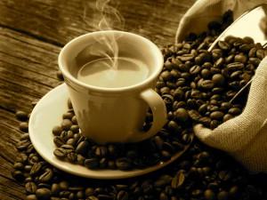 Kaffee geniessen