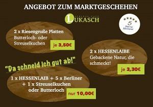 Angebote Gallusmarkt 2015 von Lukasch