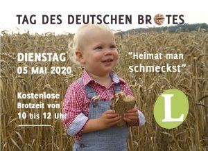 Tag des deutschen Brot 2020